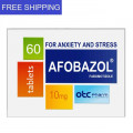 AFOBAZOL 10mg 60 tablets