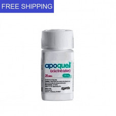 APOQUEL (OCLACITINIB) 3.6mg 20 tablets